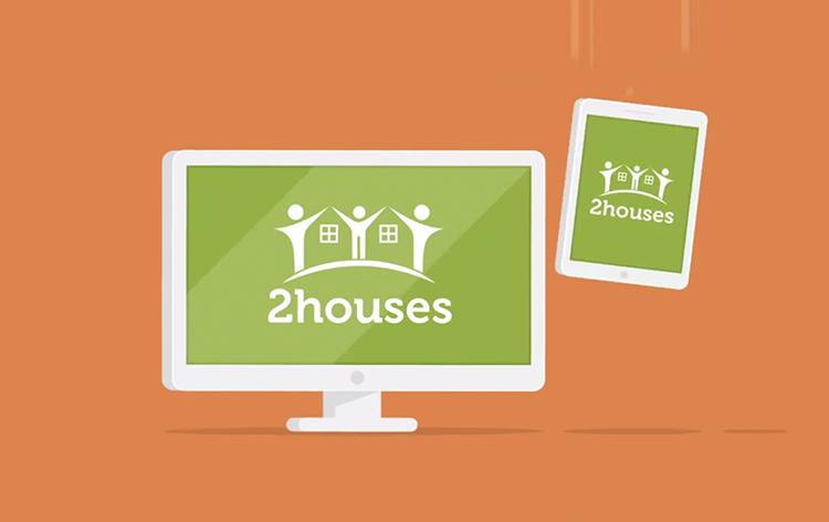 2houses, pour gérer le quotidien en garde partagée